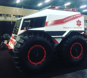 Sherp Rentals & Sales - Sherp ATV - Off Road Vehicle